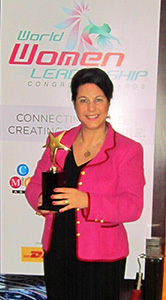 Gabi Kratochwil World Women Leadership Award